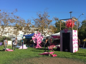 The Wheel of Participation and the (Inner) Freak Show Booth at SF Decompression